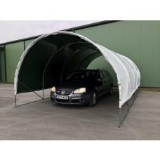 Carport 4x6m - acoperiș auto metalic